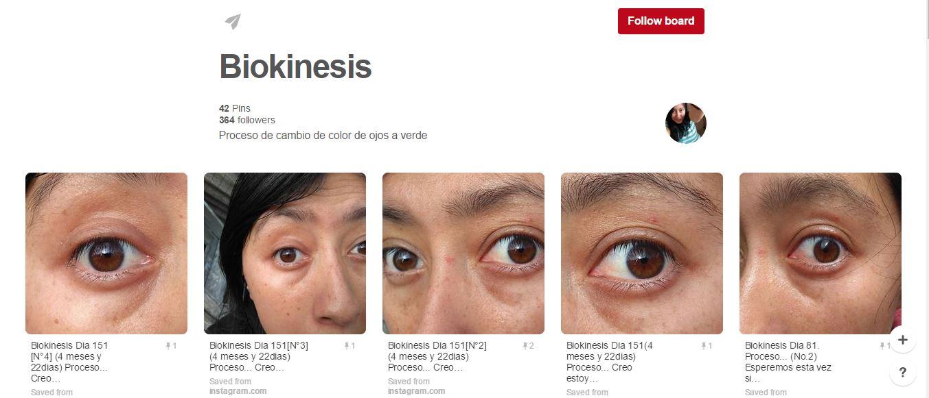 biokinesis proof